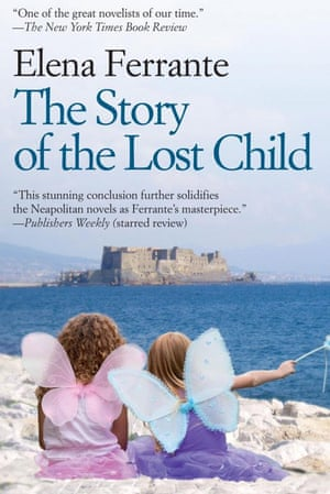 Story of the Lost Child Elena Ferrante