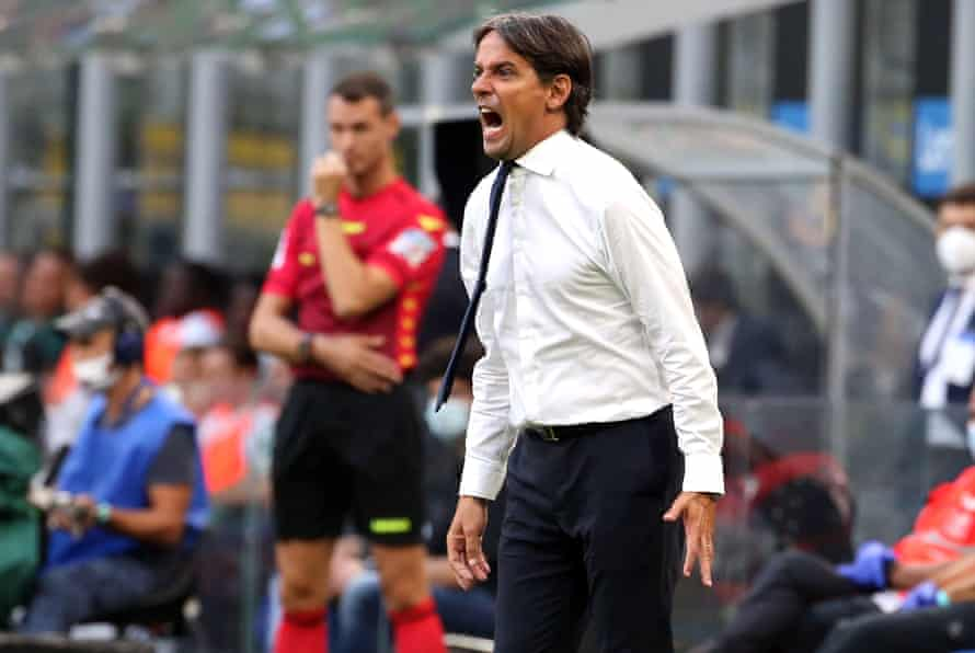 Simone Inzaghi has overseen an impressive start to the season by Inter.