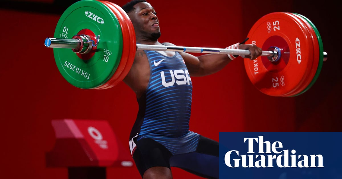 The 'LeBron James of weightlifting' knows the sport's Olympic future is murky