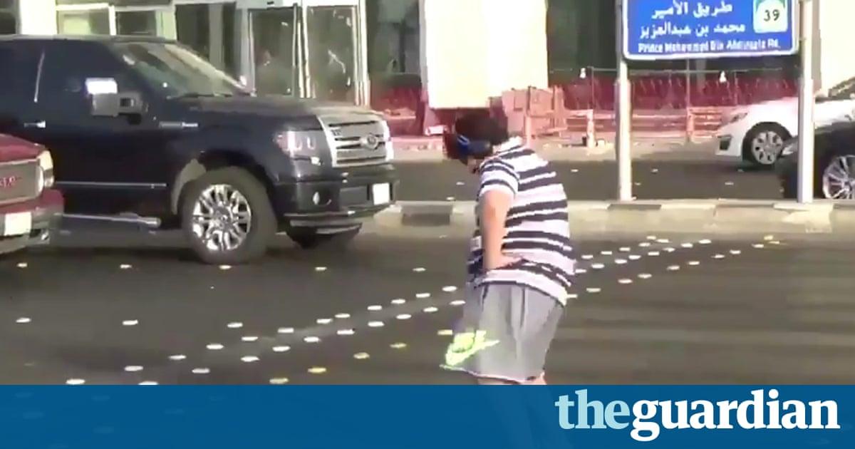 Saudi Macarena boy's father pledges not to violate public morals