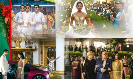 Scenes from a marriage: the world of Crazy Rich Asians.