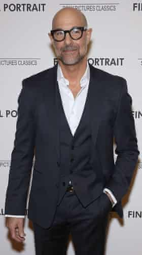 Stanley Tucci, who has helped to popularise the negroni.