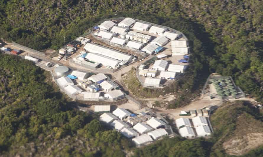 detention facilities on Nauru