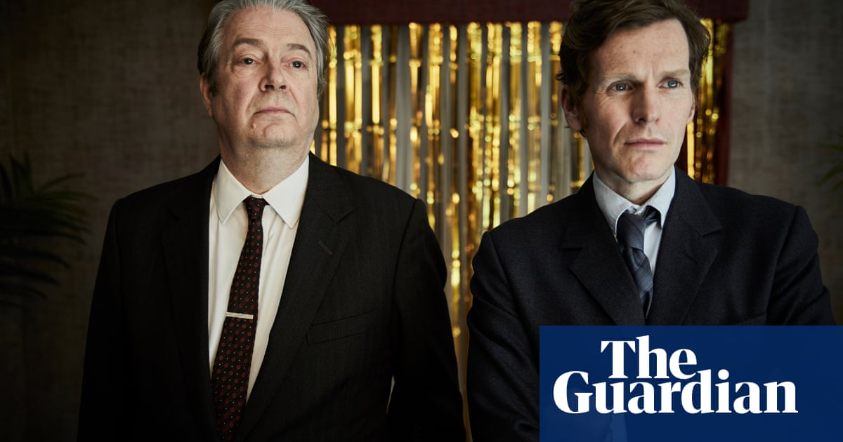 'I've never watched a moment of Morse!' The secrets of ITV's smash hit Endeavour