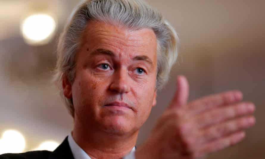 Geert Wilders, leader of the Dutch Freedom party, has pledged to make a referendum on EU membership a key issue in next year's general election.