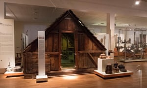 House in National Museum of Iceland