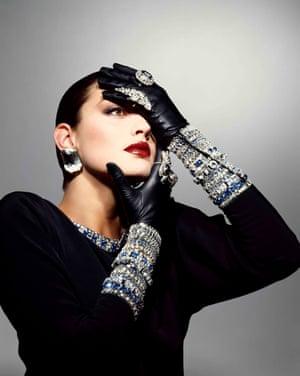 Catherine Bailey Paris Italian Vogue (1983)