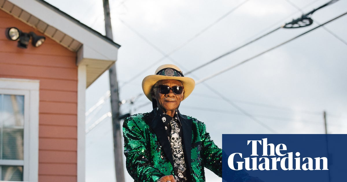 'I've been dead so many times': the life and times of New Orleans's blues king