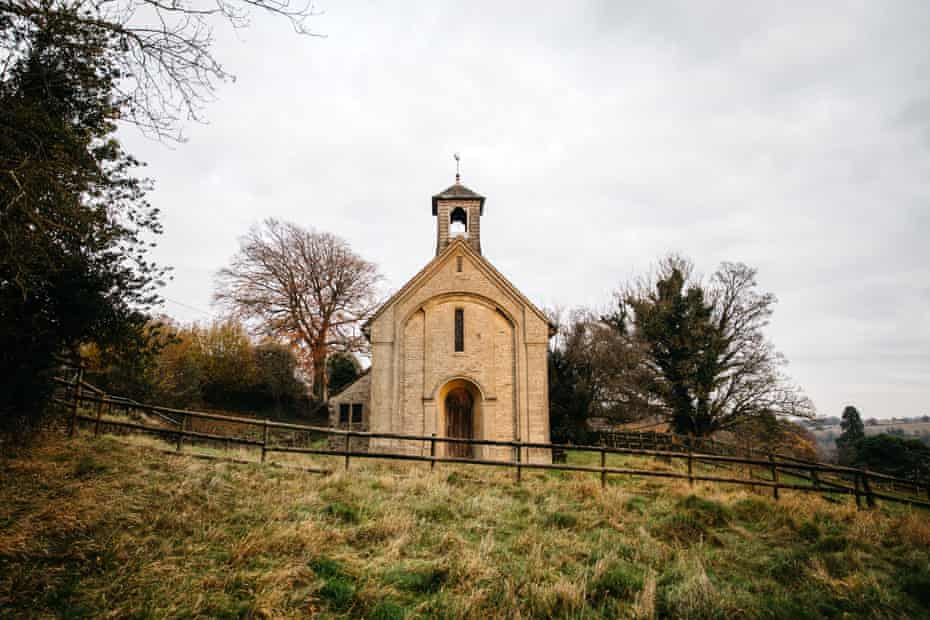 St Mary of the Angels, Brownshill