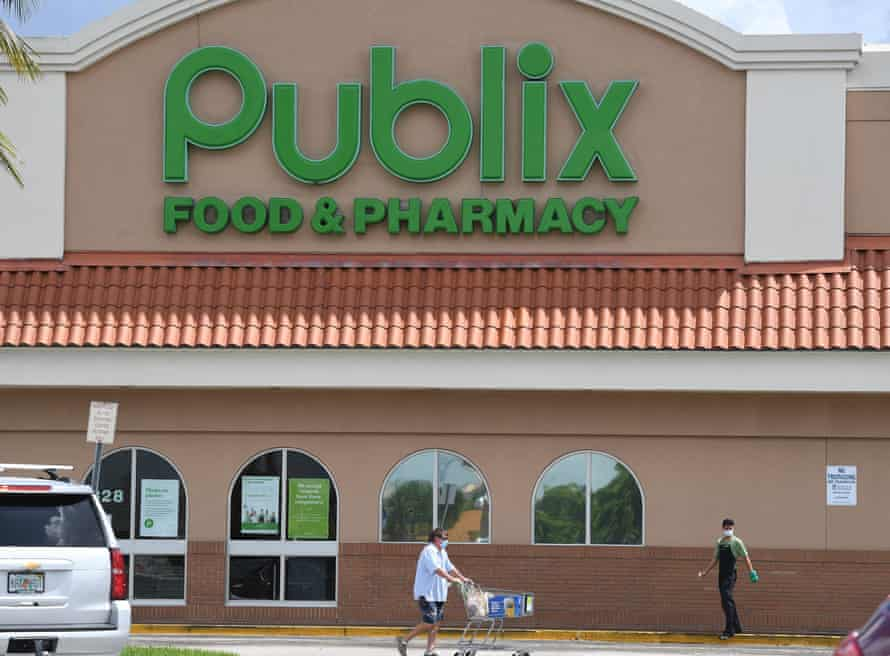 Florida-based grocery chain operates more than 1,200 stores across seven south-eastern states.