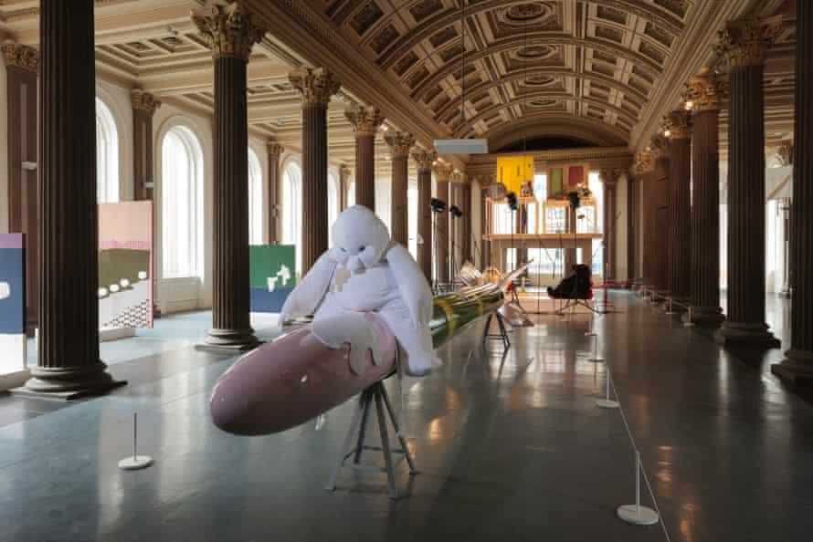 'Mordant': Cosima von Bonin's work at GoMA.