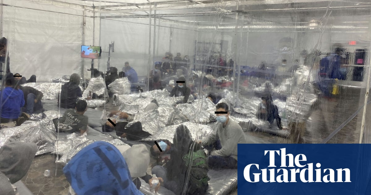 Migrants held in overcrowded Texas facility, photos released by congressman show