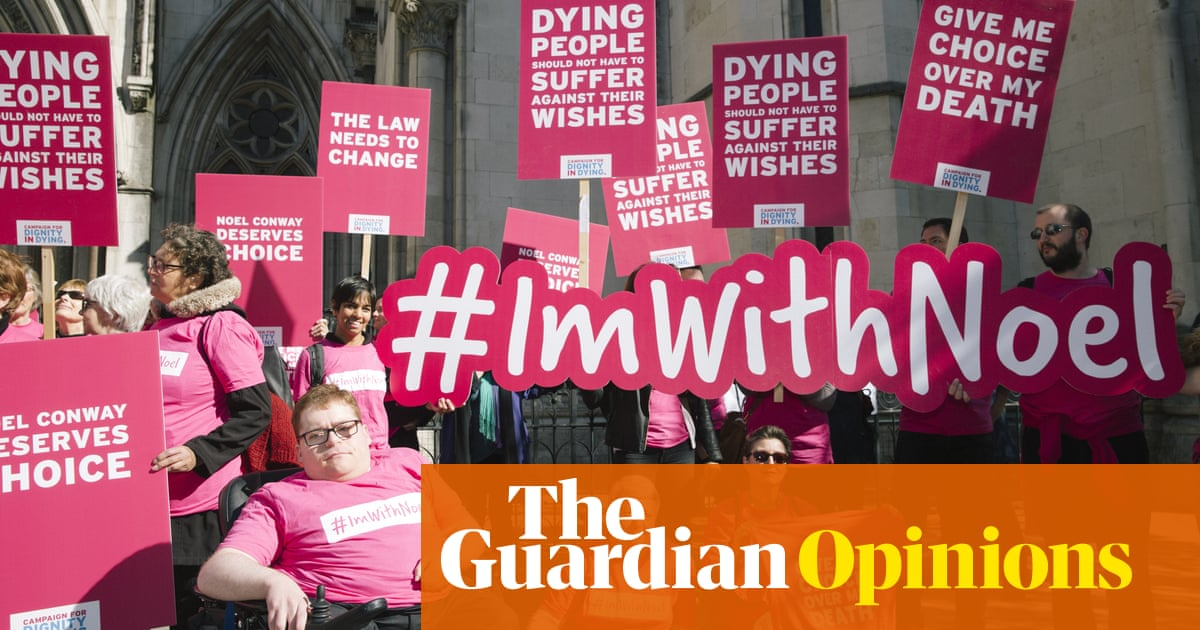 Could MPs finally be ready to support the case for assisted dying?