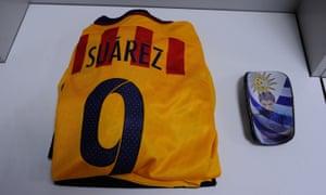 Luis Suarez's duds.