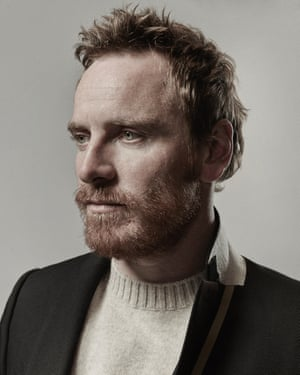 Michael Fassbender: 'I was a bit of a worrywart. I've tried to ...  Michael Fassbender