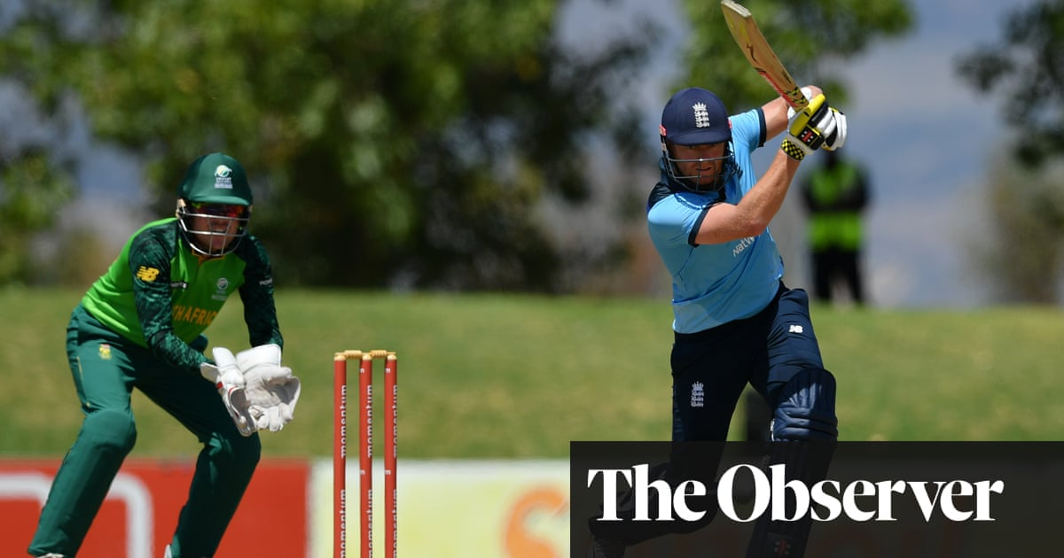 Jonny Bairstow's quick-fire century puts him back in one-day frame | Chris Stocks