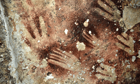 Ice age art in Indonesia reveals how spiritual life transformed en route to Australia