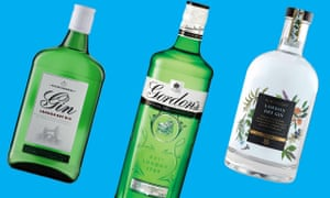 Even the renaissance in gin is hurting the high street wine trade.