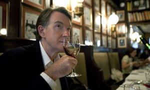 Since 1953 the Gay Hussar has played host to generations of politicians, including Peter Mandelson.