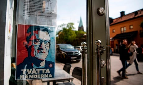 Sweden 'wrong' not to shut down, says former state epidemiologist
