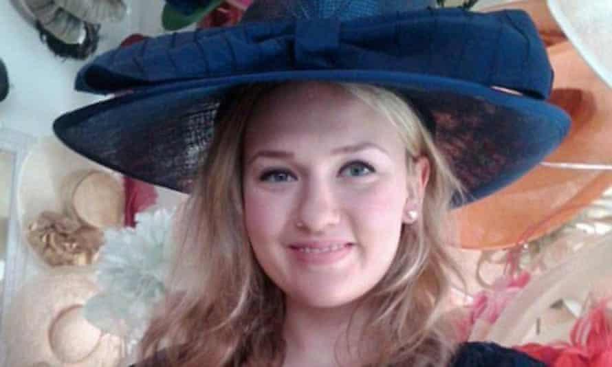 Eleanor de Freitas.
