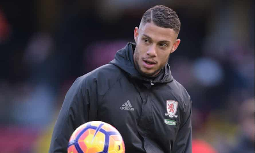 Middlesborough new signing Rudy Gestede is on a 32-game losing streak.