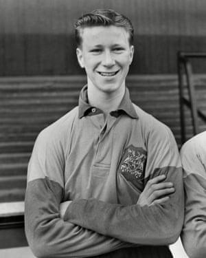 Jack Charlton in the 1952 / 1953 season