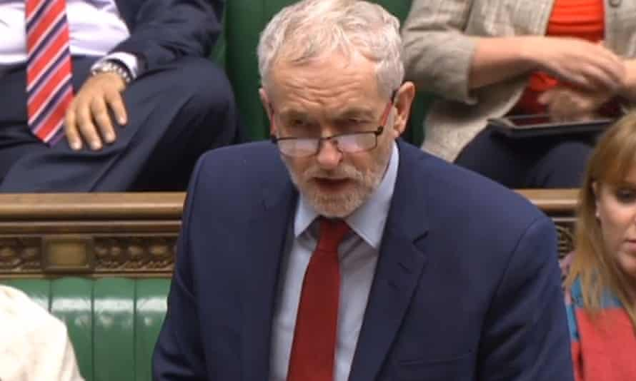 Would Labour under Corbyn struggle in a snap general election?