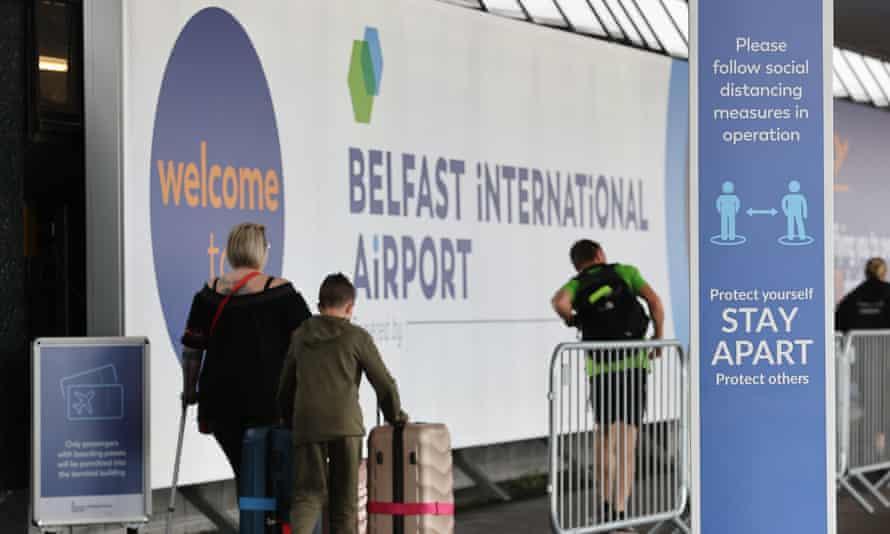 Belfast airport