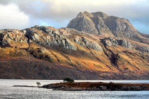 Slioch – the Missing 1 Billion Years, Wester Ross, Scottish Highlands, by Emma Smith.