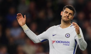 Álvaro Morata: 'I had a period where ... if it was raining, I was angry because it's raining'