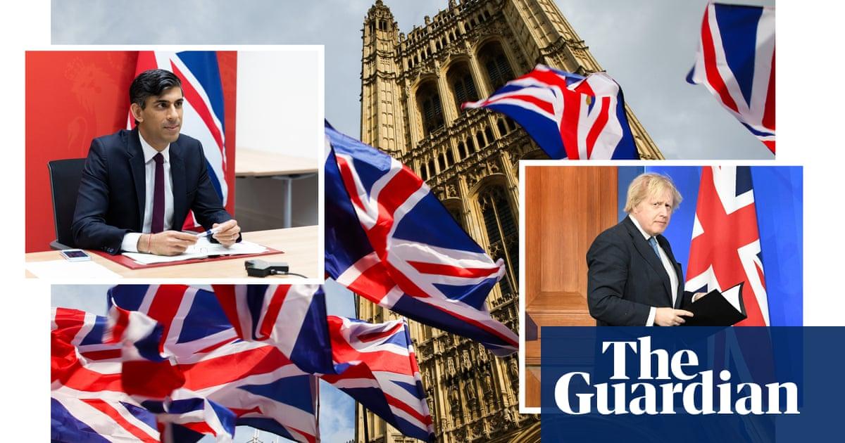 Dividing lines: the main issues Boris Johnson and Rishi Sunak disagree on