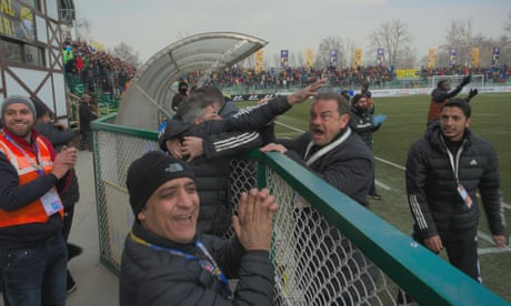 Return to Real Kashmir FC review – football, fighting and feral dogs