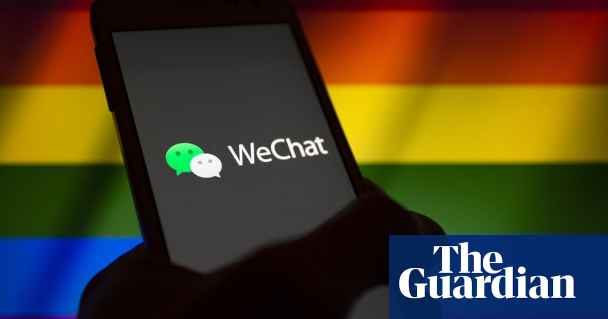 Outrage over shutdown of LGBTQ WeChat accounts in China