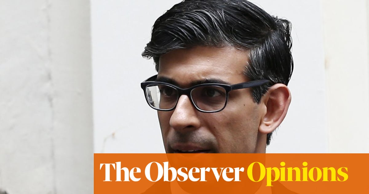 Why Boris Johnson is getting resentful and paranoid about Rishi Sunak