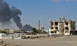 Aden crisis: alliances of convenience unravel across Yemen | World