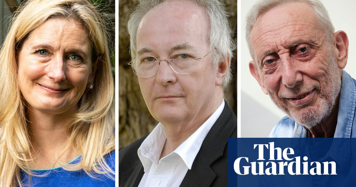 Children's laureates campaign for £100m a year to fix primary school libraries