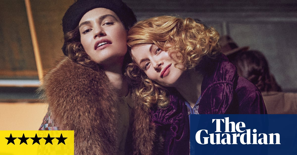 The Pursuit of Love review – absolutely glorious