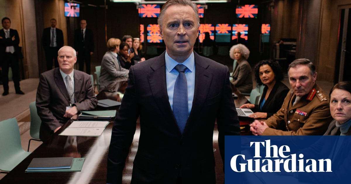 TV tonight: can Robert Carlyle save Britain in political thriller Cobra?