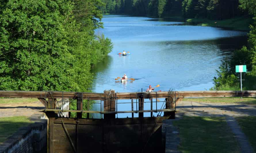 Paniewo lock PolandABDTEN Paniewo lock Poland