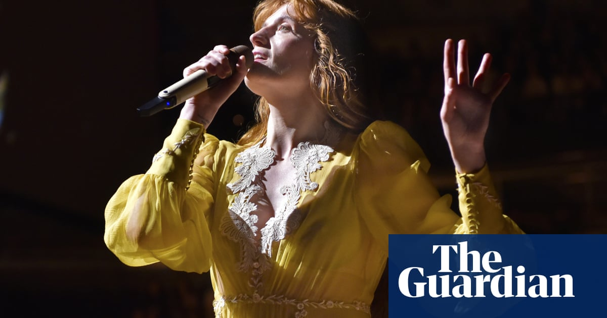 Florence Welch to adapt The Great Gatsby for Broadway musical