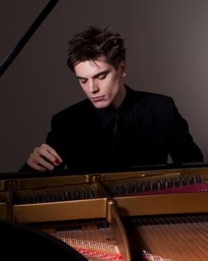 Andrew Tyson American pianist