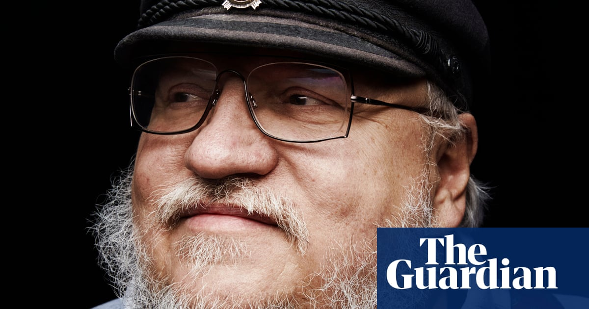 7e490a5d4e2 George RR Martin   When I began A Game of Thrones I thought it might be a  short story