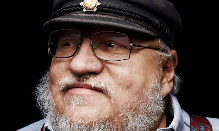 George RR Martin: 'When I began A Game of Thrones I thought it might