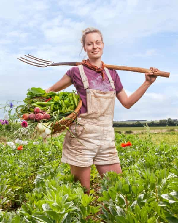 Calixta Killander of Flourish Produce.