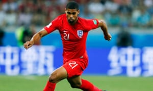 Ruben Loftus-Cheek made a good impression during his 10 minutes off the bench against Tunisia.