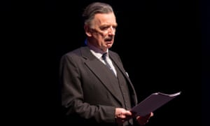 Ian McDiarmid as Enoch Powell