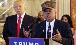 Donald Trump, Al Baldasaro