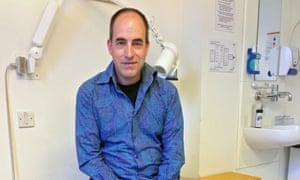 Dutch doctor Sebastian Kalwij