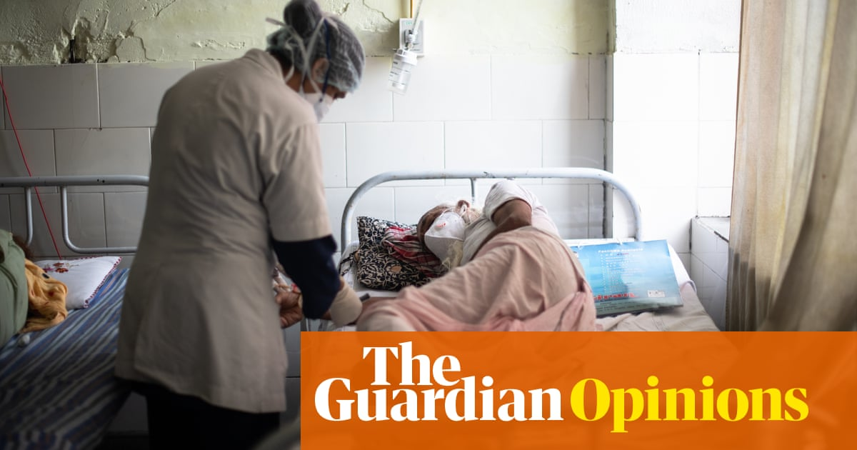 'Black fungus' is creating a whole other health emergency for Covid-stricken India